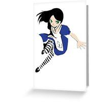 Alice Liddell Greeting Card