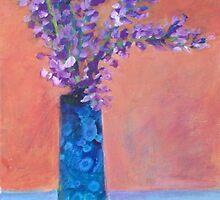 Cove Blossoms by Liz Thoresen