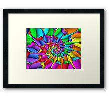 Do Play With My Heart Framed Print