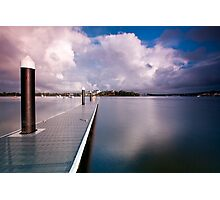 Not a Ripple - Canada Bay, NSW Photographic Print