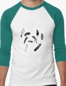 fly Men's Baseball ¾ T-Shirt