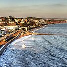Dawlish Sea Wall by Rob Hawkins