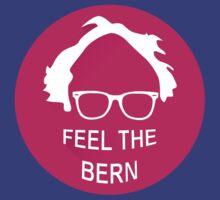 Bernie Sanders Feel The Bern by KuthekkuShirt