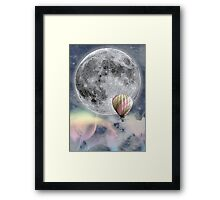 The Magic of Dreams! Framed Print