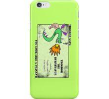 Trogdor the Burninator - Peasants iPhone Case/Skin