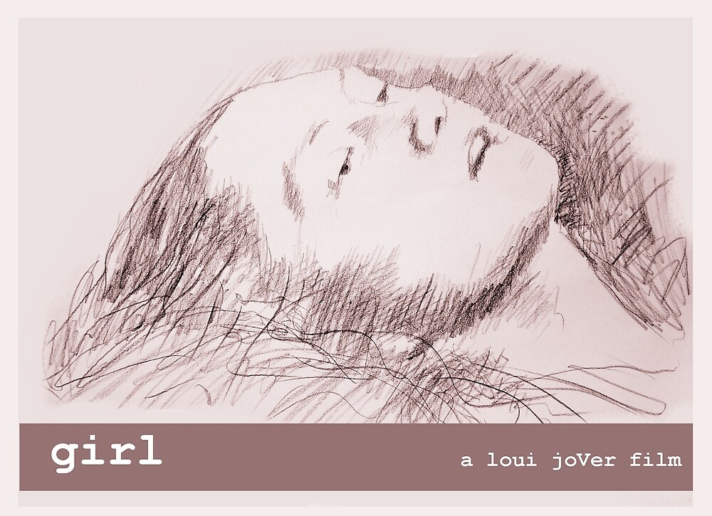 girl by Loui  Jover
