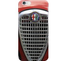 Alfa Romeo Giullieta iPhone Case/Skin