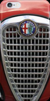 Alfa Romeo Giullieta by Pete  Burton
