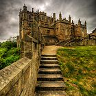 Bolsover Castle by Yhun Suarez