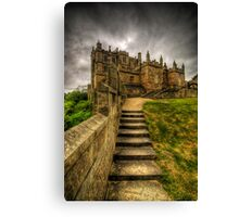 Bolsover Castle Canvas Print