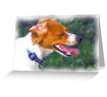 Live to Play Greeting Card