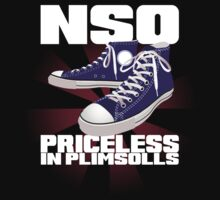 Roller Derby NSO - Priceless in Plimsolls by jonniexile