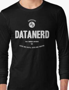 Data Nerd  Long Sleeve T-Shirt