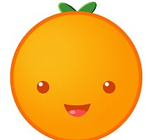 Baby Orange by SpikeysStudio
