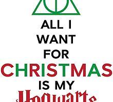 Hogwarts Letter - Harry Potter by SamuelH7