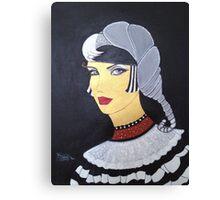 NITE CAP Canvas Print