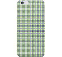 Plaid Pattern iPhone Case/Skin