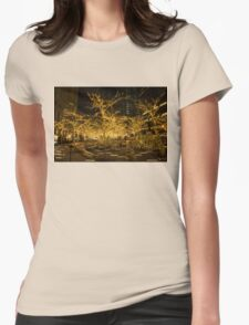 A Little Golden Garden in the Heart of Manhattan, New York City  T-Shirt
