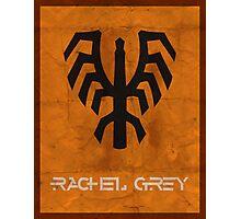 Minimalist Rachel Grey Photographic Print
