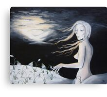 Festival of Light Canvas Print