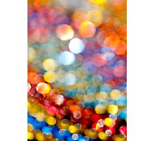 Sequins ......... Photographic Print