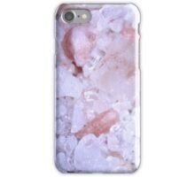 Himalayan Crystal Salt  iPhone Case/Skin
