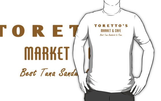 Toretto's Market and Cafe by waywardtees