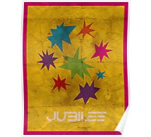 Minimalist Jubilee Poster