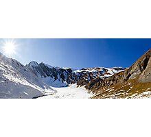 Alpine Valley Photographic Print
