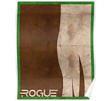 Minimalist Rogue Poster