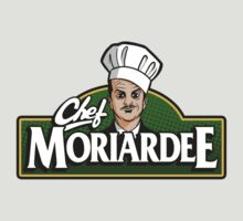 Chef Moriardee by drawsgood