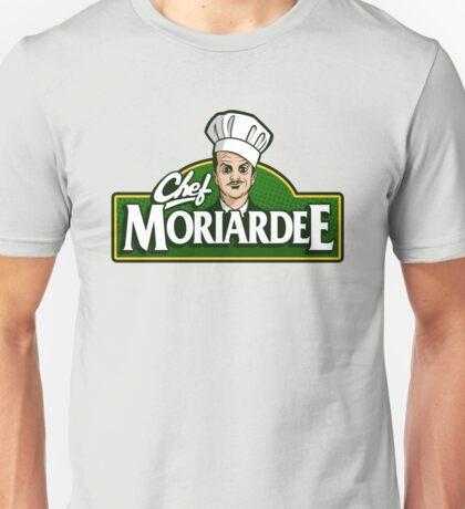 Chef Moriardee Unisex T-Shirt