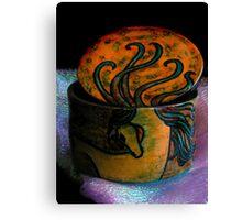 Curled Mane Canvas Print
