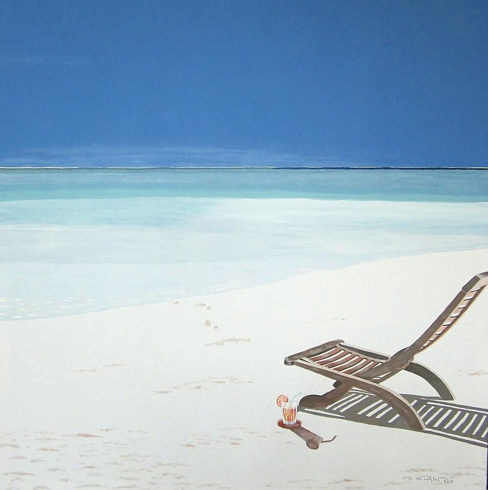 Feel The Sun... by Ingrid Stiehler