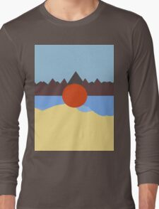 Childish Gambino - Kauai Long Sleeve T-Shirt