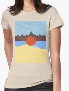Childish Gambino - Kauai Womens Fitted T-Shirt