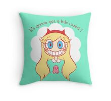 Star vs the forces of evil Throw Pillow