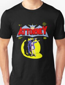 Turnabout comics T-Shirt