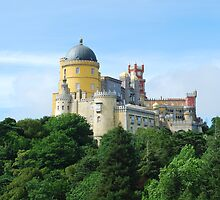 Pena Palace by luissantos84