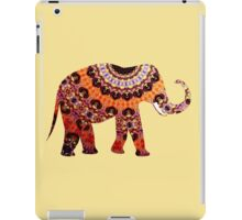 Spicy Warm Elephant iPad Case/Skin