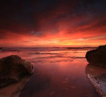 Turrimetta Sunrise by AdamImagery