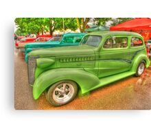 Best of the Oldies - HDR Canvas Print
