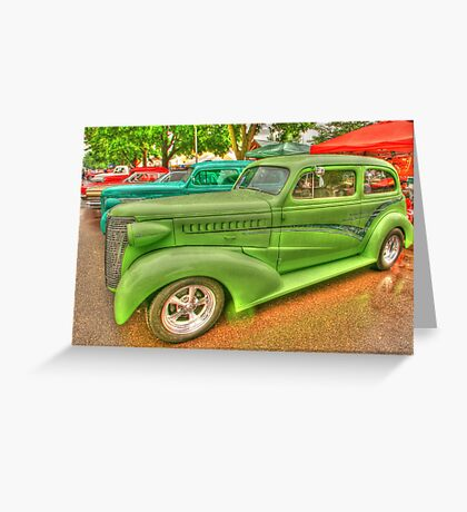 Best of the Oldies - HDR Greeting Card