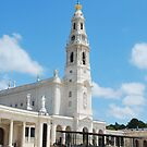 Sanctuary of Fatima by luissantos84