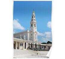 Sanctuary of Fatima Poster