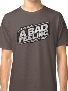 That Same Old Feeling (White on Black) Classic T-Shirt