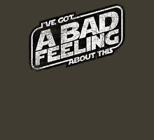 That Same Old Feeling (White on Black) T-Shirt