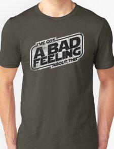 That Same Old Feeling (Black on White) T-Shirt