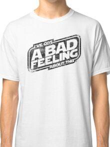 That Same Old Feeling (Black) Classic T-Shirt