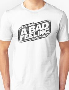 That Same Old Feeling (Black) T-Shirt